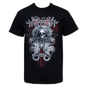 Herren T-Shirt Arch Enemy - Revolution, RAZAMATAZ, Arch Enemy