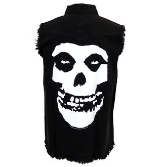 Herren Weste Misfits - Skull, RAZAMATAZ, Misfits