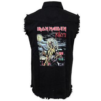 Herren Weste Iron Maiden - Killers - WS025