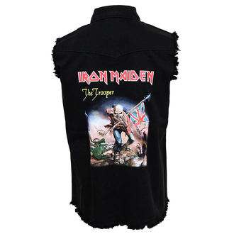 Herren Weste Iron Maiden - The Trooper, RAZAMATAZ, Iron Maiden