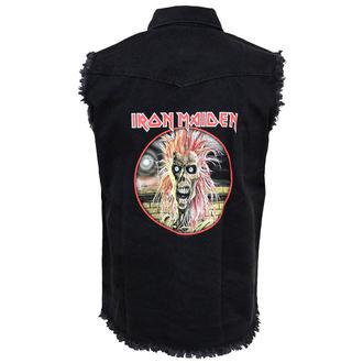 Herren Weste Iron Maiden - Iron Maiden, RAZAMATAZ, Iron Maiden