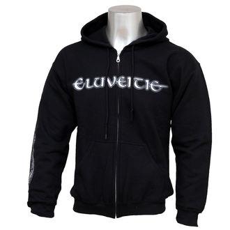 Herren Hoodie  mit Reißverschluss Eluveitie - Evocation, RAZAMATAZ, Eluveitie