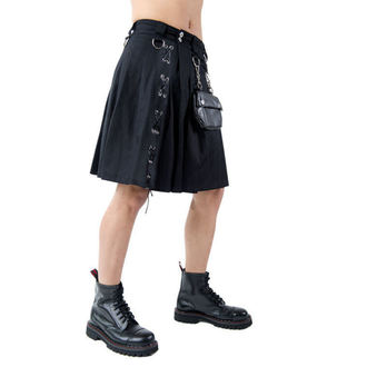 Kilt Men Aderlass - Eye Kilt Black Denim, ADERLASS
