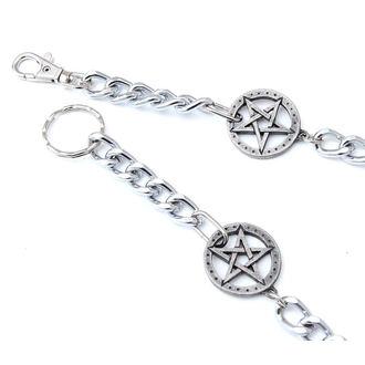 Hosenkette Pentagram 1 , FALON