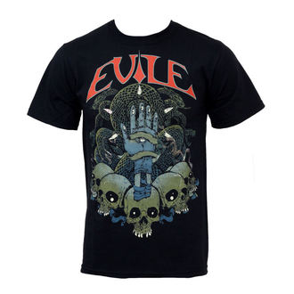 Herren T-Shirt Evile - Cult - Black, ATMOSPHERE, Evile