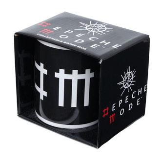 Keramiktasse  (Pott) Depeche Mode - Logo - ROCK OFF, ROCK OFF, Depeche Mode