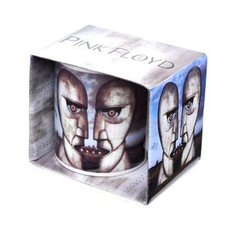 Keramiktasse  (Pott) Pink Floyd - The Division Bell Metall Heads