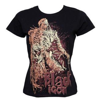 Damen T-Shirt  BLACK ICON - Mummy, BLACK ICON