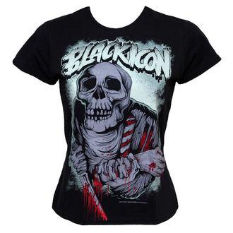 Damen T-Shirt  BLACK ICON - Eat, BLACK ICON