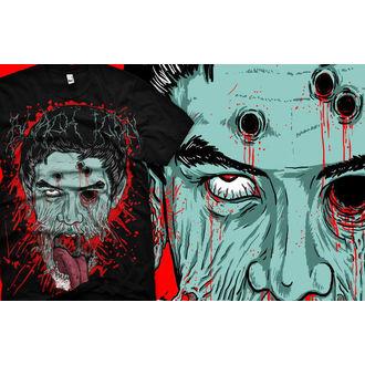 Herren T-Shirt BLACK ICON - Face, BLACK ICON