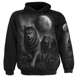 Herren Hoodie  SPIRAL - Wolf Pack Wrap, SPIRAL