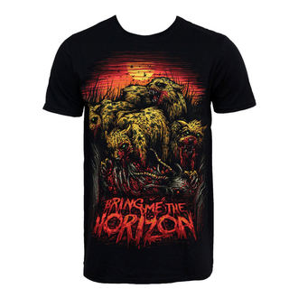 Herren T-Shirt Bring Me The Horizon - Cheetah, BRAVADO, Bring Me The Horizon