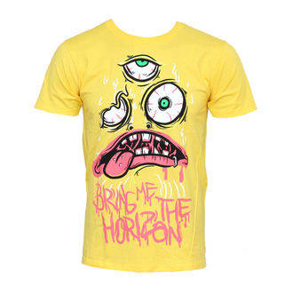 Herren T-Shirt Bring Me The Horizon - KK Yellow, BRAVADO, Bring Me The Horizon