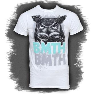 Herren T-Shirt Bring Me The Horizont - Owl, BRAVADO, Bring Me The Horizon