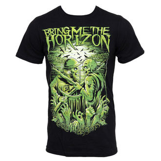 Herren T-Shirt Bring Me The Horizon - WWIII Limited, BRAVADO, Bring Me The Horizon