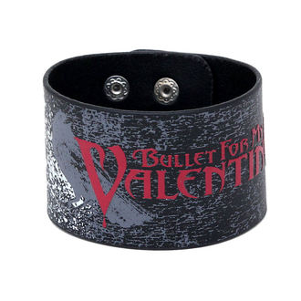Armband Bullet For My Valentine - Logo And Bird, BRAVADO, Bullet For my Valentine