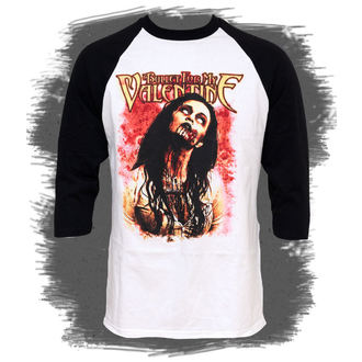 Herren T-Shirt mit 3/4-Arm Bullet For My Valentine - Dead Girl, BRAVADO, Bullet For my Valentine