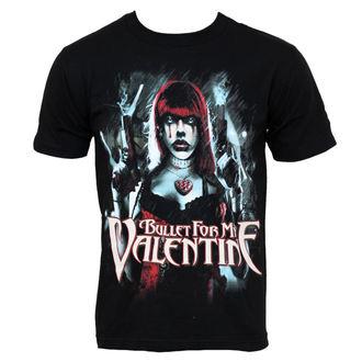Herren T-Shirt Bullet For My Valentine - Gun Women - BRAVADO USA