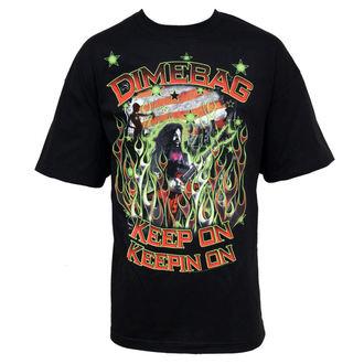 Herren T-Shirt Pantera - Dimebag Darrell - Flags And Stars, BRAVADO, Pantera