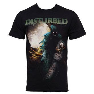 Herren T-Shirt  Disturbed  - Creepin Coffin - BRAVADO, BRAVADO, Disturbed