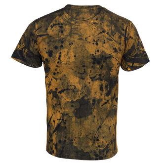 Herren T-Shirt Disturbed  - Warrior AO, BRAVADO, Disturbed