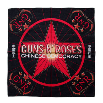 Halstuch Guns N' Roses - Chinese Democracy - BRAVADO USA