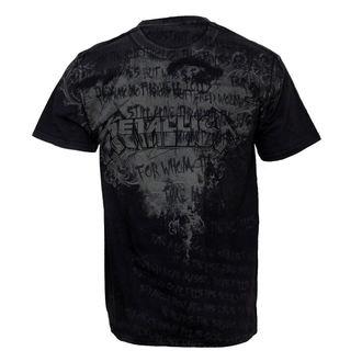 Herren T-Shirt Metalllica - Lightning Chair - BRAVADO USA, BRAVADO, Metallica