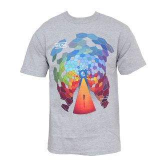 Herren T-Shirt Muse - Global Coverage, BRAVADO, Muse