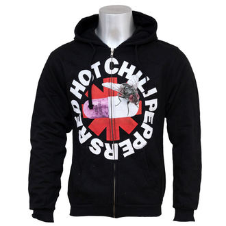 Herren Hoodie  Red Hot Chili Peppers - With You, BRAVADO, Red Hot Chili Peppers