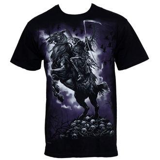 Herren T-Shirt Death Rider - LIQUID BLUE , LIQUID BLUE
