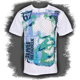 Herren T-Shirt Jimi Hendrix - Lead Rhythm - LIQUID BLUE , LIQUID BLUE, Jimi Hendrix
