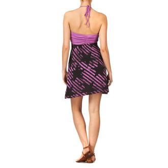 Damen Kleid  FOX - Stripe Out Kleid, FOX