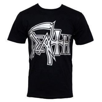 Herren T-Shirt Death - Large Silver Logo - JSR, Just Say Rock, Death