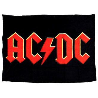 Decke AC/DC - Logo - HMB, HALF MOON BAY, AC-DC