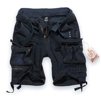 Herren Shorts   BRANDIT - Gladiator Vintage Shorts Black - 2001/2