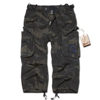 Herren Shorts   3/4 BRANDIT - Industry Vintage Darkcamo, BRANDIT