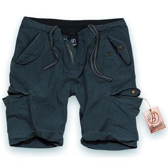 Herren Shorts   BRANDIT - Iron Vintage Shorts Anthracite, BRANDIT