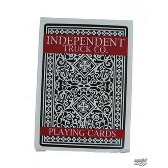 Karten INDEPENDENT - 52 Pick up, INDEPENDENT