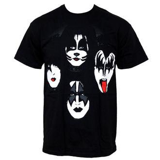 Herren T-Shirt KISS - Love It Loud - EMI, EMI, Kiss