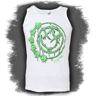 Muskelshirt Men Blink 182 - White Slimer, ATMOSPHERE, Blink 182