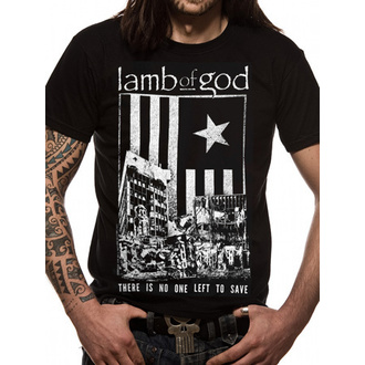 Herren T-Shirt Lamb Of God - No One Left - LIVE NATION