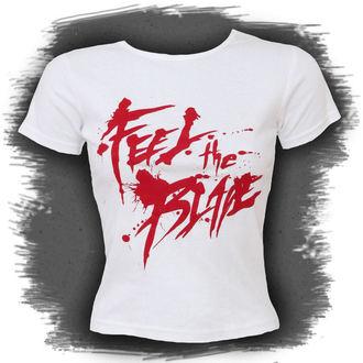 Damen T-Shirt  Legion Of The Damned - Feel The Blade - White, MUSICAT, Legion of the Damned