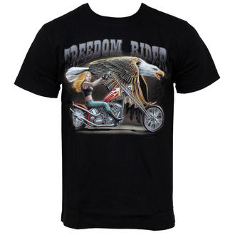 Herren T-Shirt HERO BUFF - Freedom Ride, Hero Buff