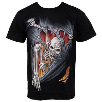 Herren T-Shirt HERO BUFF - Dirty Skull, Hero Buff
