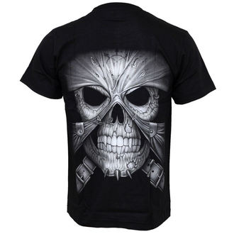 Herren T-Shirt HERO BUFF - Skull And Skin, Hero Buff
