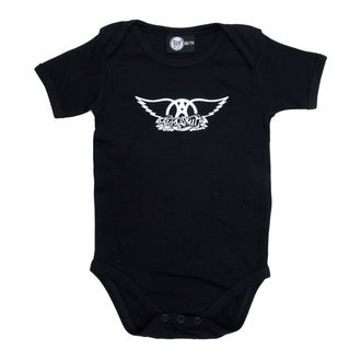 Baby Body  Aerosmith - Logo - Black, Metal-Kids, Aerosmith