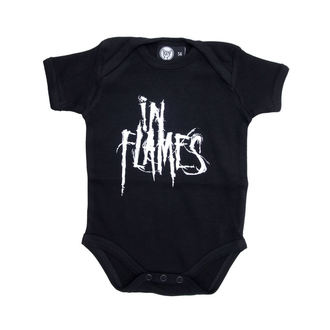 Baby Body  In Flames - Logo - Black, Metal-Kids, In Flames
