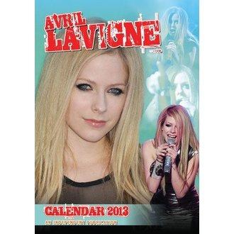 Kalender   2013 Avril Lavigne, Avril Lavigne