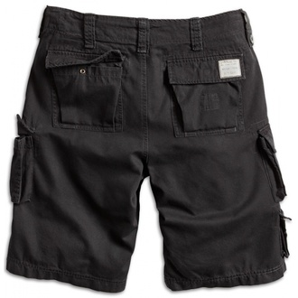 Herren Shorts   SURPLUS - Trooper Shorts - Schwarz, SURPLUS