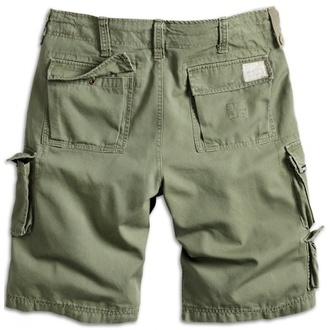 Herren Shorts  SURPLUS - Trooper Shorts - Gewas, SURPLUS